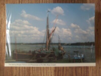 Sailing Barge Postcards (100 Mint) : Pin Mill Interest.