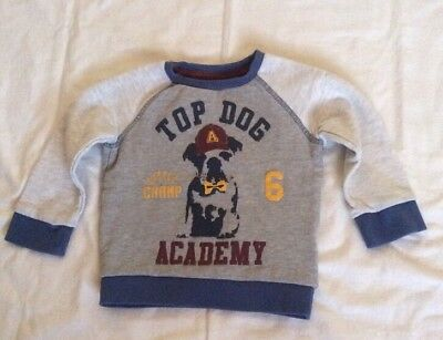 Baby Boys Top 9-12 Months