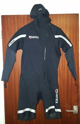 Mares 2nd Shell Shortie Wetsuit - Size 4