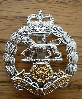 Hampshire Regiment Head Dress Badge