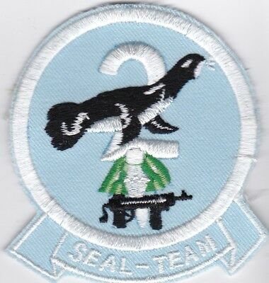 usn navy seal team 2  special forces patch