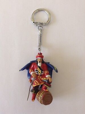 Captain Morgan Pirate Key Chain