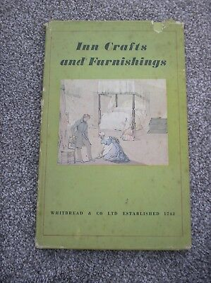Inn Crafts And Furnishings The Whitbread Library No. 10 Produced by Adprint 1950