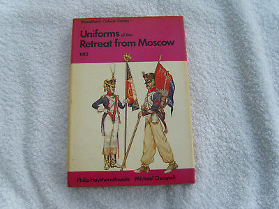 Uniforms of the Retreat from Moscow.