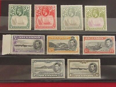 ASCENSION - Old Stamps - Mint MH / MNH - VF - r59e4020
