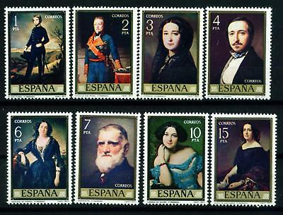 Spain Stamps - 1977 Stamp Day & F Madrazo In MNH Condition