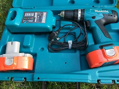 Garage Workshop Find Makita 18 Volt Hand Power Tool Battery Rechargeable Drill