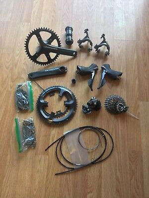 Shimano Ultegra 6800 Road Groupset And Extras, Wolf Tooth, Praxis