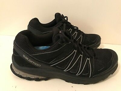 Salomon Bondcliff Mens Trail Running Shoes Black Size UK 11 (EU 46)