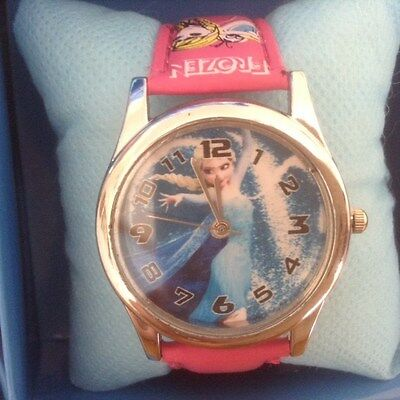 Disney Frozen Watches all Working, New in Box.