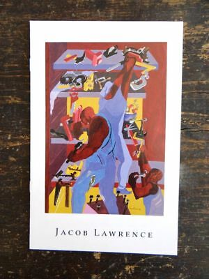 Jacob Lawrence: Paintings, Drawings and Prints