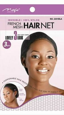 Magic Collection French Mesh Hair Net-2231