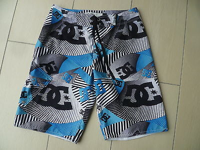 Boardshort  Quiksilver Dc Shoes 12 Ans Bleu