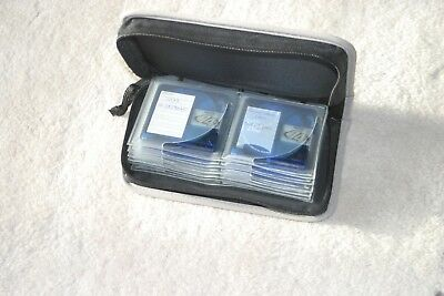 12 Recordable Minidiscs 74 Minutes For Md Players In Case Logic