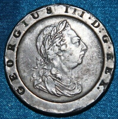 GB - Cartwheel Two Pence 1797