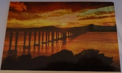 Dundee Sunset on the Tay Road Bridge