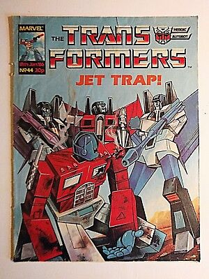 Marvel Transformers UK: No. 44