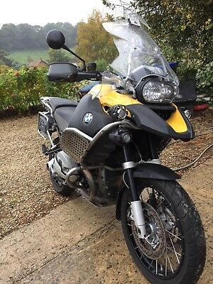 BMW R1200GS Adventure 2010 ABS ESA Full Service History and Luggage