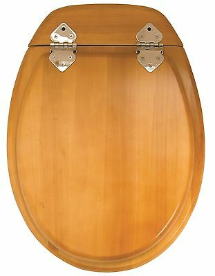 Brewers Heritage Timber Toilet Seat