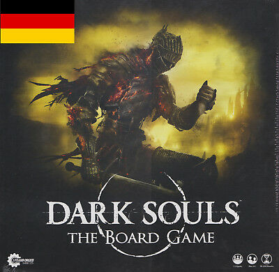 Dark Souls the Board Game Steamforge