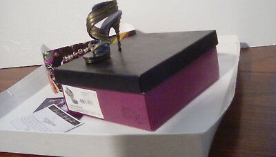 Crazy Ex Girlfriend.  Signed. Just the right shoe miniature collectible