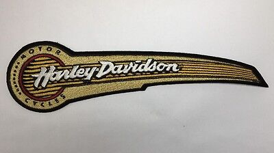 Harley Davidson Large Size Electra Glidetank Patch NEW! NEVER USED!