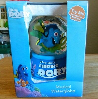 Finding Dory musical Water globe