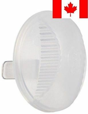 KidCo Electrical Outlet Caps 24 pack, White