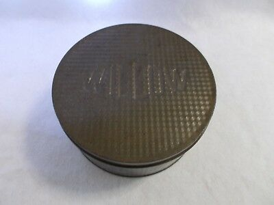Vintage Willow Soldiers Cake Tin