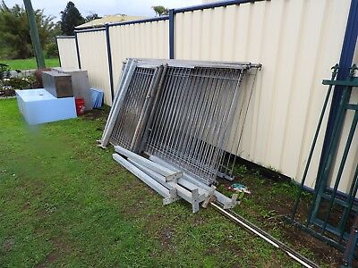 Fencing Steel ,pool, Dog Runs Or House Fence With Gates  And Post