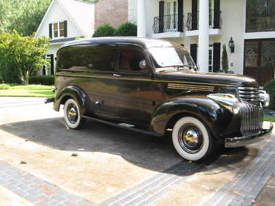 1941 Chevrolet Other  1941 CHEVY PANEL DELIVERY VAN