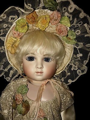 Beautiful French C-Steiner doll.