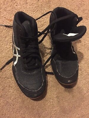 youth boys wrestling shoes size 1