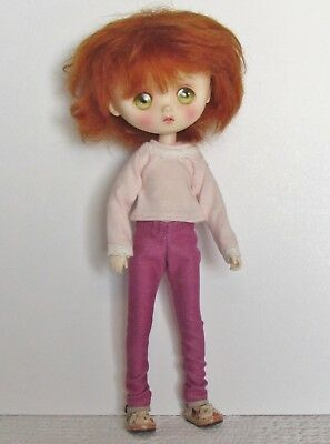 JerryBerry Company Pink Jeans and pink t-shirt outfit