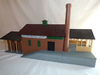 Mth Railtown Brewing Company Train Layout Building Accessory Acc
