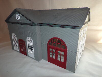 Mth Train Building Bank Train Layout Accessory Acc