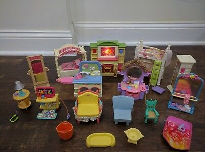 My Loving Family Accessories Lot of 17 Fisher Price