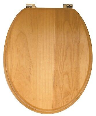 Brewers Federation Timber Toilet Seat