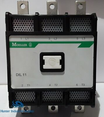 Moeller DIL 11 Contactor 240 V 50HZ (Box of 1)