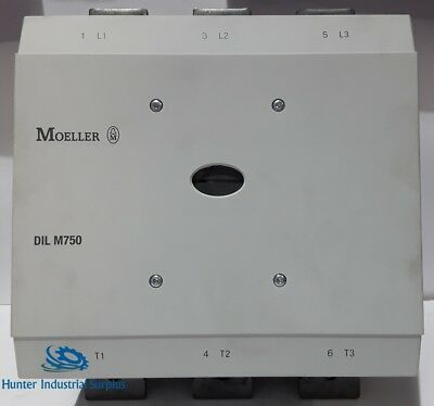 Moeller DIL M750 Contactor  (Box of 1)