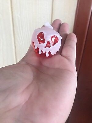 Disney Poison Apple Glow CUBE Snow White Evil Queen lights up -NEW & RARE