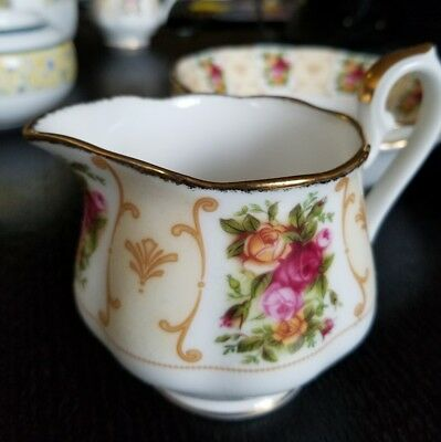 Royal Albert Rose Cameo Peach CREAMER/MILK JUG - NEW