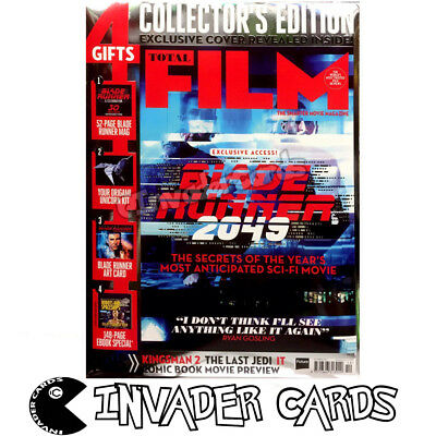 Total Film Collectors Edition Issue 263 October 2017 Gift Package Set Book