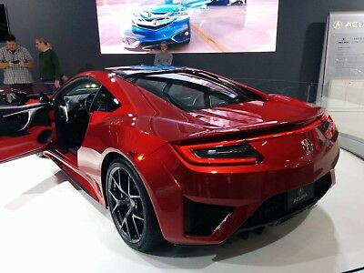 2016 Acura NSX Auto Car Show Digital Penny Picture Photo Image 16