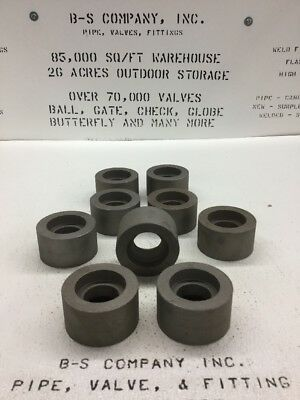 """Forged Steel Coupling 2"""" 6000# Socket Weld A105"""
