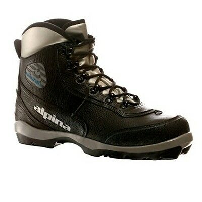 NEW ALPINA BC850L BACK COUNTRY CROSS COUNTRY XC SKI BOOTS - size 37 = L6,