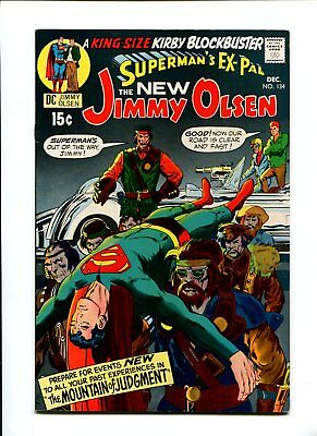 Superman's Pal Jimmy Olsen #134 VF/NM 9.0 HIGH GRADE DC Comic KEY 1st Darkseid