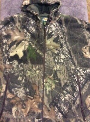 Men's Cabela's Fleece Hunting Jacket - Size Xl