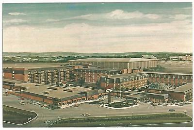 Metropolitan Stadium Minnesota Twins Baseball Postcard Marriott Hotel