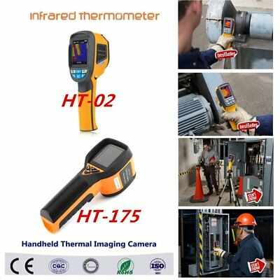 Precision Thermal Imaging Camera Infrared Thermometer Imager HT-02/HT-02D/HT-175